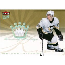 2005-06 Ultra Scoring Kings Patches #SKPSC Sidney Crosby