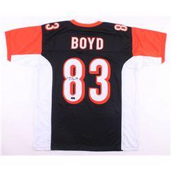 Tyler Boyd Signed Jersey (Radtke COA)