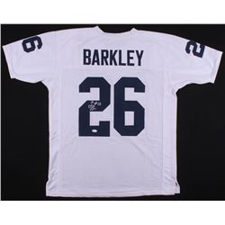 Saquon Barkley Signed Jersey (JSA COA)