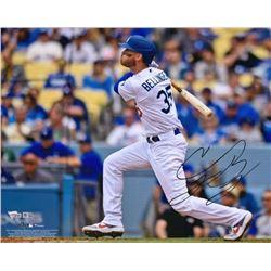 Cody Bellinger Signed Los Angeles Dodgers 16x20 Photo (Fanatics Hologram)