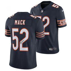 Khalil Mack Signed Chicago Bears Jersey (Fanatics Hologram)