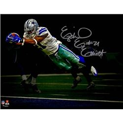 Ezekiel Elliott Signed Dallas Cowboys 11x14 Photo (Fanatics Hologram)