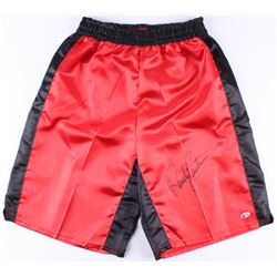 Randy Couture Signed UFC Trunks (Beckett COA)