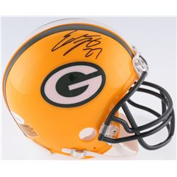 Eddie Lacy Signed Green Bay Packers Mini-Helmet (JSA COA)