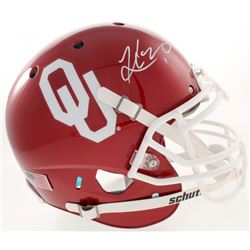 Kyler Murray Signed Oklahoma Sooners Full-Size Authentic On-Field Helmet (JSA COA)