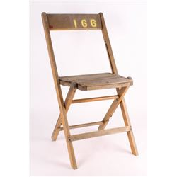 International Tennis Hall of Fame Guest Seat (Your Sports Memorabilia Store COA)