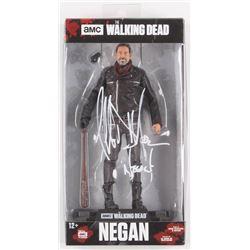 "Jeffrey Dean Morgan Signed ""The Walking Dead"" McFarlane's Action Figure Inscribed ""Negan"" (Radtke CO"