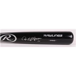 Roberto Alomar Signed Rawlings Pro Baseball Bat (JSA Hologram)