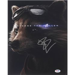 "Bradley Cooper Signed ""Guardians of the Galaxy"" 11x14 Photo (PSA COA)"