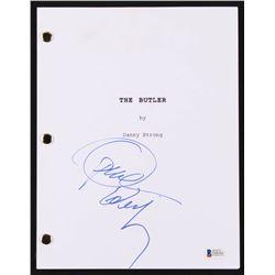 """Oprah Winfrey Signed """"The Butler"""" Movie Script (Beckett COA)"""