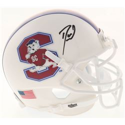 Darius Leonard Signed South Carolina State Bulldogs Mini Helmet (Radtke COA)