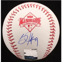 Bo Jackson Signed 1989 All-Star Game Baseball (Radtke COA  Jackson Hologram)