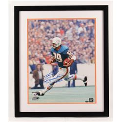 Larry Csonka Signed Miami Dolphins 22x26 Custom Framed Photo (Steiner COA)