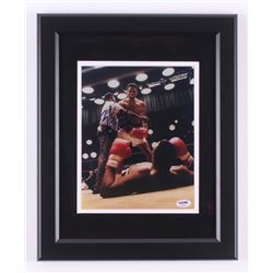 "Will Smith Signed ""Ali"" 13x16 Custom Framed Photo (PSA COA)"