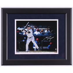 Clint Frazier Signed New York Yankees 13x16 Custom Framed Photo Display (Steiner COA)