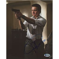 "Jeremy Renner Signed ""Mission Impossible: Ghost Protocol"" 8x10 Photo (Beckett COA)"
