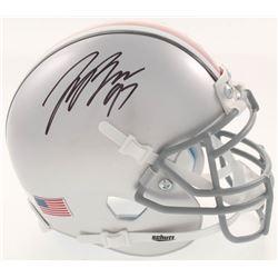 Joey Bosa Signed Ohio State Buckeyes Mini-Helmet (JSA COA)