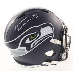 L. J. Collier Signed Seattle Seahawks Full-Size Speed Helmet (Prova COA)