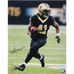 Alvin Kamara Signed New Orleans Saints 16x20 Photo (Radtke COA)