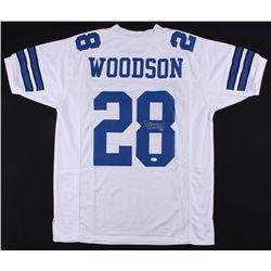 Darren Woodson Signed Jersey (JSA COA)