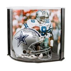 """Michael Irvin Signed LE Dallas Cowboys Full-Size Authentic On-Field Helmet Inscribed """"HOF 2007""""  """"Su"""