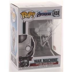 "Don Cheadle Signed ""The Avengers"" #458 War Machine Funko Pop Figure (PSA COA)"