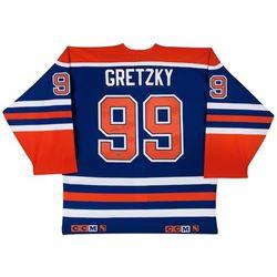 Wayne Gretzky Signed Edmonton Oilers CCM Authentic Jersey (UDA COA)