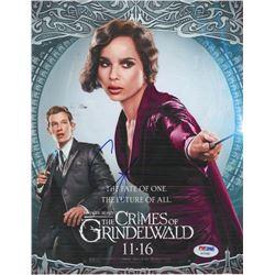 "Callum Turner Signed ""Fantastic Beasts: The Crimes of Grindelwald"" 8.5x11 Photo (PSA COA)"