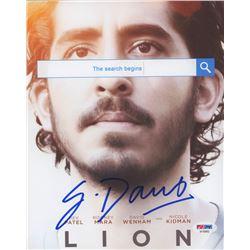 """Garth Davis Signed """"Lion"""" 8x10 Photo (PSA COA)"""