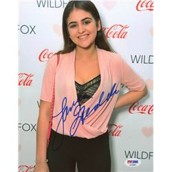 Lauren Giraldo Signed 8x10 Photo (PSA COA)