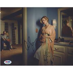 "Anna Gunn Signed ""Breaking Bad"" 8x10 Photo (PSA COA)"