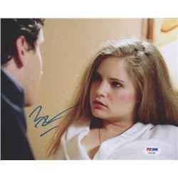 "Jennifer Jason Leigh Signed ""Fast Times at Ridgemont High"" 8x10 Photo (PSA COA)"