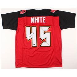 Devin White Signed Jersey (Radtke COA)