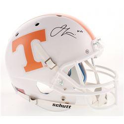 Jamal Lewis Signed Tennessee Volunteers Full-Size Helmet (Radtke COA)