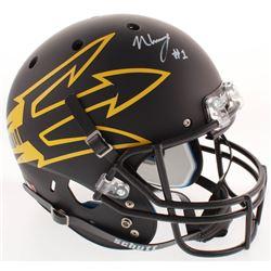 N'Keal Harry Signed Arizona State Sun Devils Full-Size Helmet (Radtke COA)