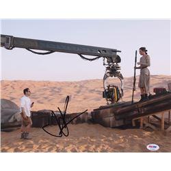 "J.J. Abrams Signed ""Star Wars: The Force Awakens"" 11x14 Photo (PSA COA)"