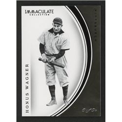 2016 Immaculate Collection #8 Honus Wagner