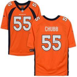Bradley Chubb Signed Denver Broncos Jersey (Fanatics Hologram)
