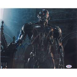 "James Spader Signed ""Avengers: Age of Ultron"" 11x14 Photo (PSA COA)"