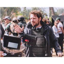 "Gareth Edwards Signed ""Rogue One: A Star Wars Story"" 11x14 Photo (PSA COA)"