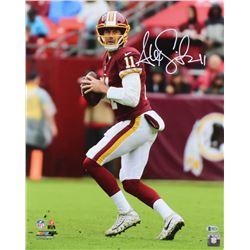 Alex Smith Signed Washington Redskins 16x20 Photo (Beckett COA)