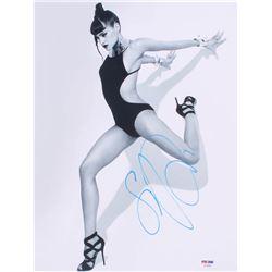 Sofia Boutella Signed 11x14 Photo (PSA COA)