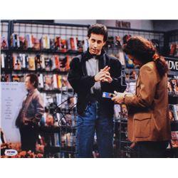 "Jerry Seinfeld Signed ""Seinfeld"" 11x14 Photo (PSA COA)"