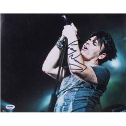 Gary Numan Signed 11x14 Photo (PSA COA)