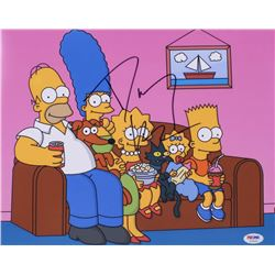 "Danny Elfman Signed ""The Simpsons"" 11x14 Photo (PSA COA)"
