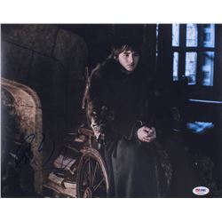 "Isaac Hempstead Wright Signed ""Game of Thrones"" 11x14 Photo (PSA Hologram)"