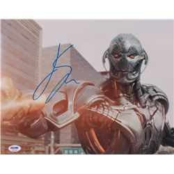 "James Spader Signed ""Avengers: Age of Ultron"" 11x14 Photo (PSA Hologram)"