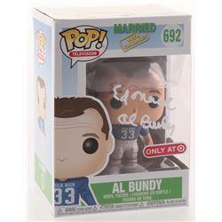"Ed O'Neill Signed ""Married with Children"" Al Bundy #692 Funko Pop! Vinyl Figure Inscribed ""Al Bundy"""