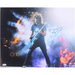 Dave Grohl Signed 16x20 Photo (PSA COA)