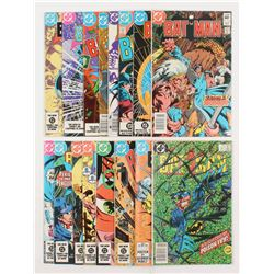 """Lot of (16) 1983-1984 DC """"Batman"""" Comic Books Issues with #364, #367, #369, 375, #365, #363"""